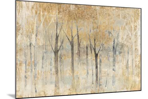 Seasons End Gold-Avery Tillmon-Mounted Art Print