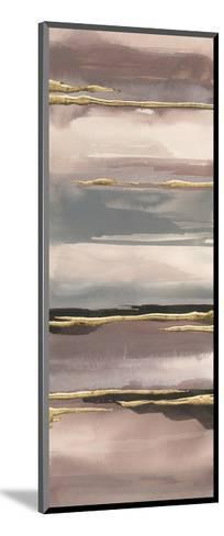 Gilded Morning Fog IV Gold-Chris Paschke-Mounted Art Print