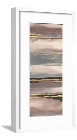 Gilded Morning Fog IV Gold-Chris Paschke-Framed Art Print