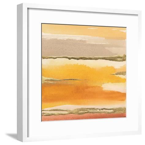 Gilded Amber II-Chris Paschke-Framed Art Print