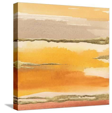 Gilded Amber II-Chris Paschke-Stretched Canvas Print