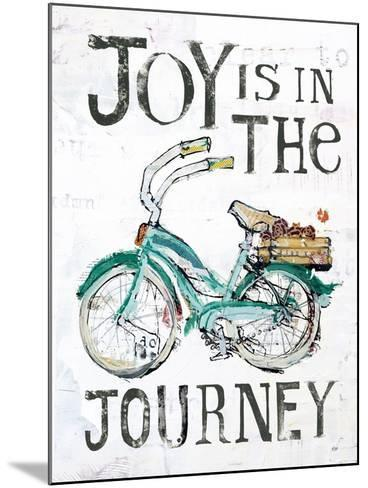 Joy is in the Journey-Kellie Day-Mounted Premium Giclee Print