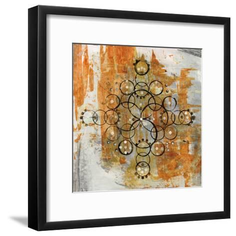 Mandala II Crop-Melissa Averinos-Framed Art Print