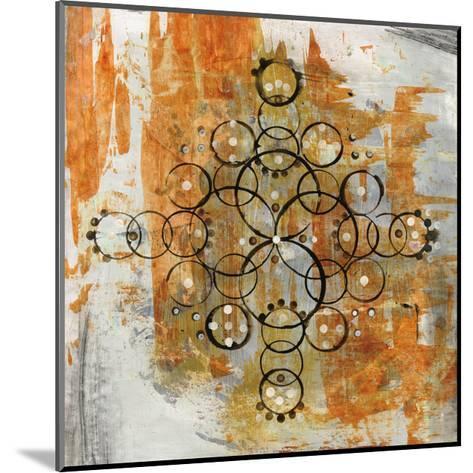 Mandala II Crop-Melissa Averinos-Mounted Art Print