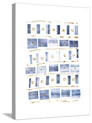 Ocean Blue III-Wild Apple Portfolio-Stretched Canvas Print