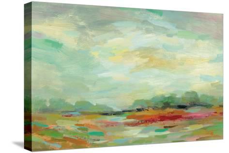 Sunrise Field-Silvia Vassileva-Stretched Canvas Print