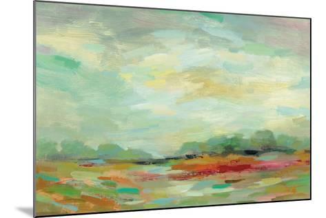Sunrise Field-Silvia Vassileva-Mounted Art Print