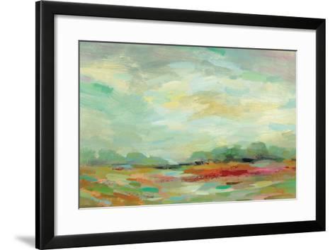 Sunrise Field-Silvia Vassileva-Framed Art Print