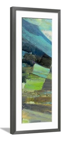 View of the Coast Panel II-Albena Hristova-Framed Art Print