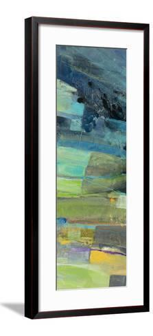 View of the Coast Panel I-Albena Hristova-Framed Art Print