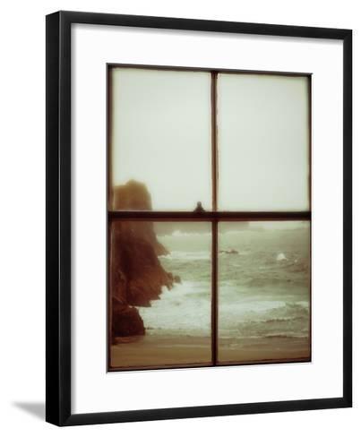 The Mermaids Song-Keri Bevan-Framed Art Print