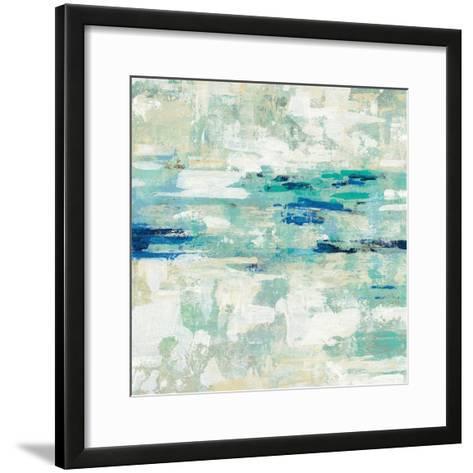 Underwater Reflections II Crop-Silvia Vassileva-Framed Art Print