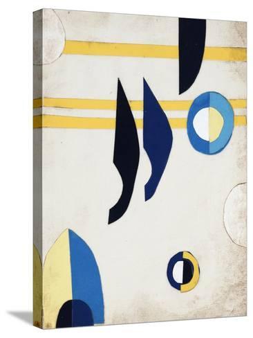 Trinks III-Kari Taylor-Stretched Canvas Print