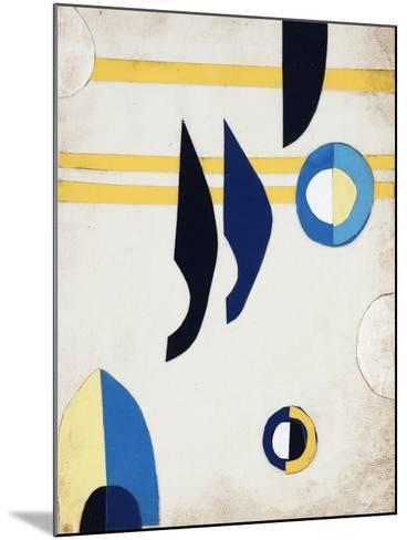 Trinks III-Kari Taylor-Mounted Giclee Print