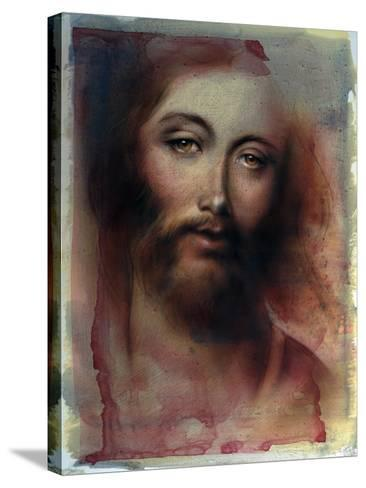 Jesus-Shen-Stretched Canvas Print
