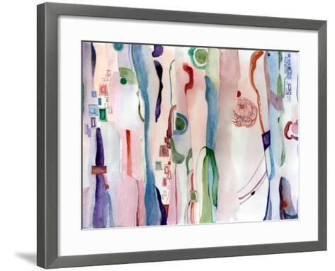 It Appeared Overnight-Marilyn Cvitanic-Framed Art Print