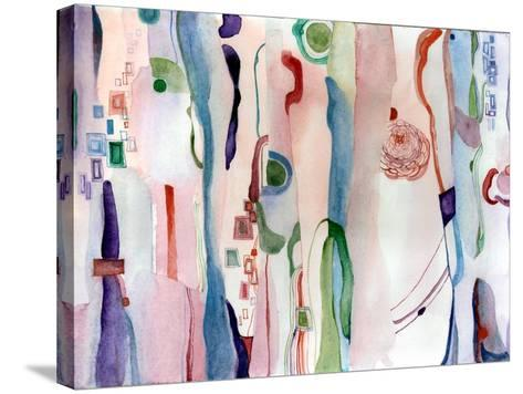 It Appeared Overnight-Marilyn Cvitanic-Stretched Canvas Print