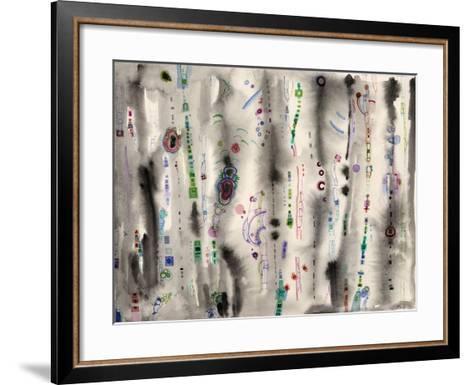 Bugs in the Soup-Marilyn Cvitanic-Framed Art Print