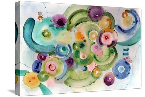 Minotaur-Marilyn Cvitanic-Stretched Canvas Print