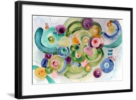 Minotaur-Marilyn Cvitanic-Framed Art Print