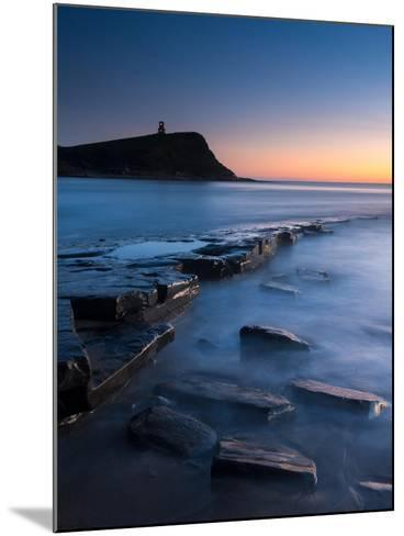 A View of the Ledge at Kimmeridge-Chris Button-Mounted Photographic Print