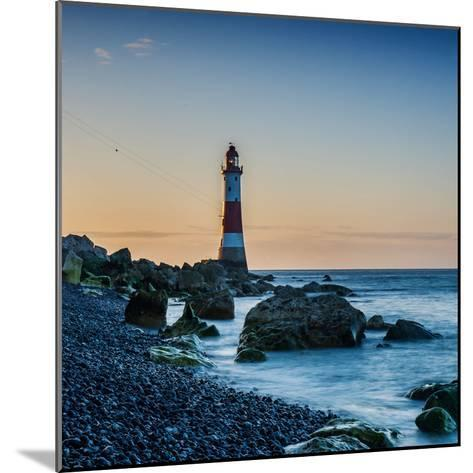 Beachy Head Lighthouse, East Sussex-Green Planet Photography-Mounted Photographic Print