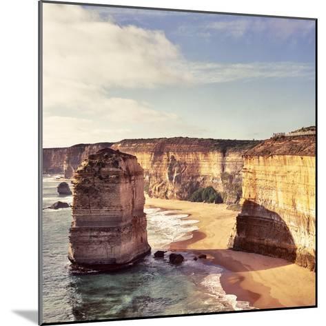 Australia, Victoria, Great Ocean Road, Port Campbell National Park, the Twelve Apostles- Staskulesh-Mounted Photographic Print