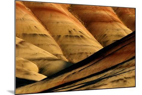 Painted Hills, John Day Fossil Beds National Monument, Oregon, USA- Marilyn Dunstan Photography-Mounted Photographic Print