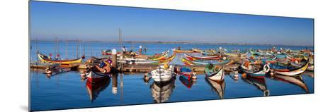 Panorama of Aveiro (Portugal)-Susana Guzman-Mounted Photographic Print