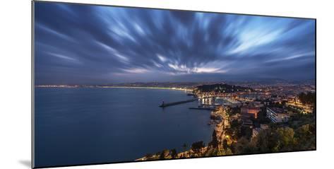 City of Nice-Emmanuel Charlat-Mounted Photographic Print