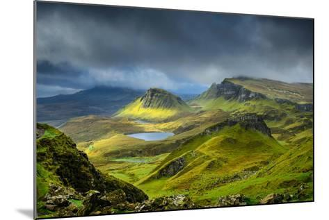 Quiraing-Luis Ascenso-Mounted Photographic Print