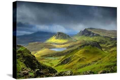Quiraing-Luis Ascenso-Stretched Canvas Print