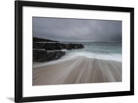 Flowing Tide-Stewart Smith-Framed Art Print