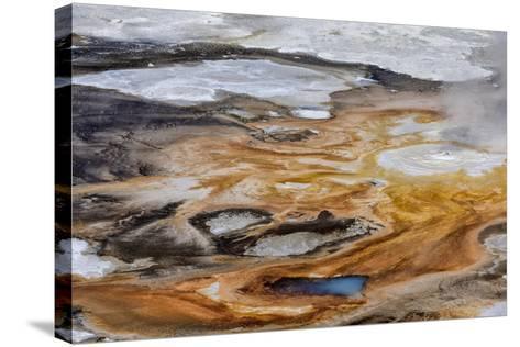 Norris Basin-David Osborn-Stretched Canvas Print