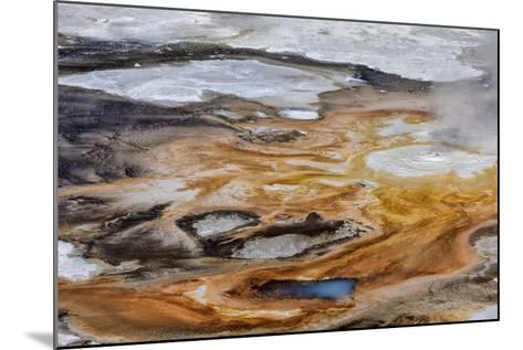 Norris Basin-David Osborn-Mounted Photographic Print