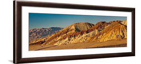 Rock Formations in Golden Canyon Area-Marek Zuk-Framed Art Print