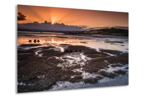 Northam Burrows Daybreak-Terry Mathews-Metal Print