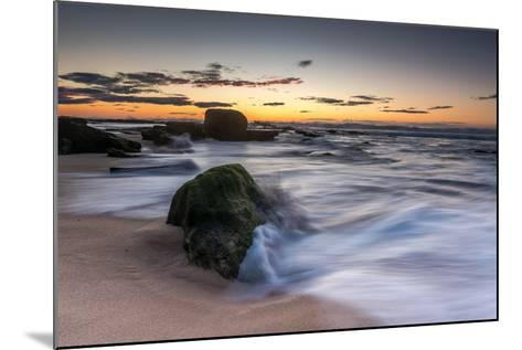 Sunrise at the Beach-A Periam Photography-Mounted Photographic Print