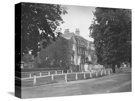 In College Road, Dulwich, (1912)--Stretched Canvas Print