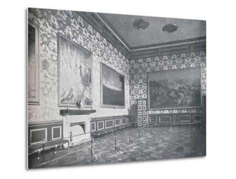 The Banqueting Room at St. Jamess Palace, c1899, (1901)-HN King-Metal Print