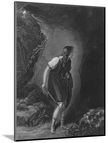 Act III Scene vi from Cymbeline, c19th century--Mounted Giclee Print