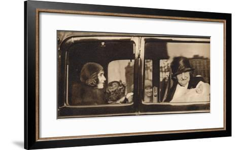 Princess Margaret Rose, 1930, (1938)--Framed Art Print