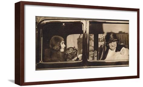 Princess Margaret Rose, 1930, (1938)--Framed Art Print