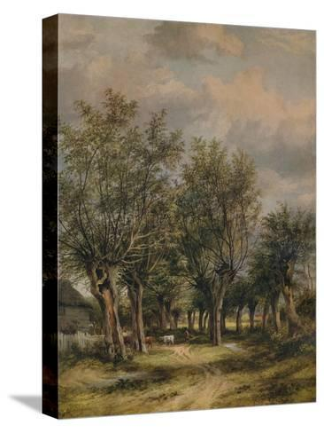 A Lane near Norwich, c1837-James Stark-Stretched Canvas Print