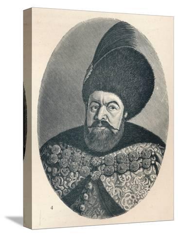 Vasile Lupu, Prince of Moldavia, c1906, (1907)--Stretched Canvas Print