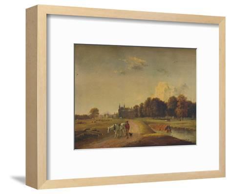 Eton, c1822-Edmund Bristow-Framed Art Print