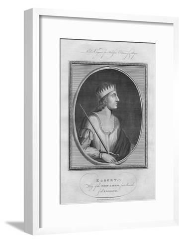 Egbert, King of Wessex, 1786--Framed Art Print