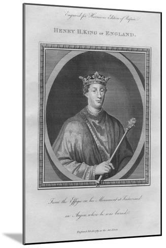 King Henry II, 1789--Mounted Giclee Print