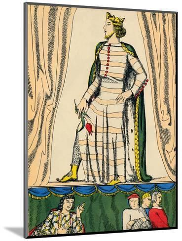 Edward II, King of England from 1307, (1932)-Rosalind Thornycroft-Mounted Giclee Print