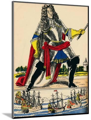 James II, King of Great Britain and Ireland from 1685, (1932)-Rosalind Thornycroft-Mounted Giclee Print